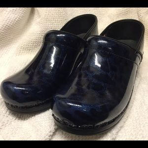 "NWOB SANITA ""Sylvia"" Clog shoes EU 39/US 8.5"